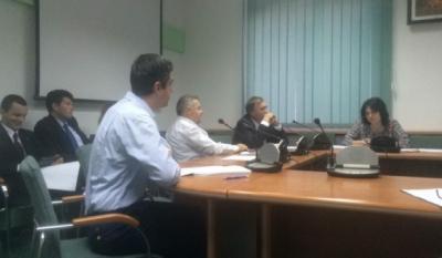 Reprezentanții InfoCons participă în acest moment la ședinta Consiliului Consultativ al ANRE