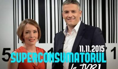"""A început cea de-a cincea ediție a emisiunii """"SuperConsumatorul"""" pe TVR1"""