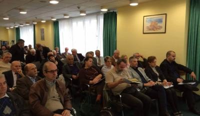Domnul Sorin Mierlea participă la Conferinta Natională Asociatiilor de Proprietari