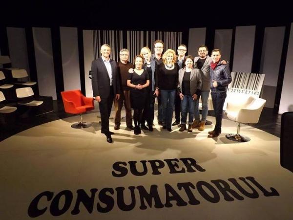 Superconsumatorul, o emisiune de succes!