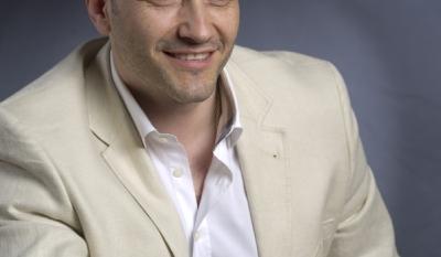 Mesaj de sărbători la Radio România - Antena Satelor din partea domnului Sorin Mierlea