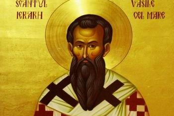 La mulți ani cu ocazia Sfântului Ierarh Vasile cel Mare