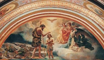 La mulți ani cu ocazia Sfântului Ioan Botezatorul
