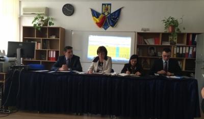 Domnul Sorin Mierlea participă la ședința de lucru a CLDPS din Municipiul București