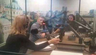 Domnul Sorin Mierlea va fi în direct la Radio România