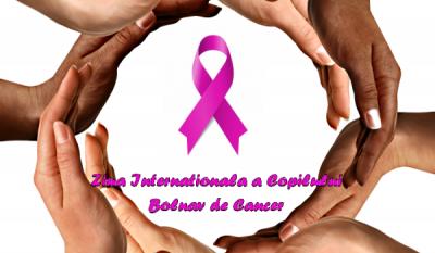 Ziua Internațională a copilului bolnav de cancer