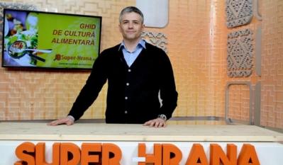 """Domnul Sorin Mierlea va participa la Emisiunea """"Super-Hrana"""""""
