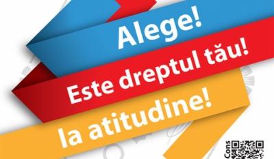 """Concursul Naţional """"Alege este dreptul tău!"""" - Etapa municipală București"""