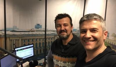Domnul Sorin Mierlea în direct la Radio București FM