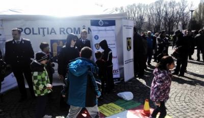 Reprezentanții InfoCons au participat la evenimentul organizat cu ocazia Zilei Poliției Române