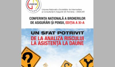 Domnul Sorin Mierlea va participa la Conferința Națională a Brokerilor de Asigurări și Pensii, Ediția a Xi-a