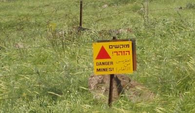 Ziua internațională pentru conștientizarea pericolului reprezentat de minele antipersonal