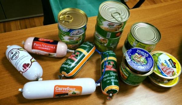 Pate vegetal - stii ce contine?