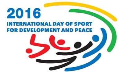 Ziua Internațională a Sportului pentru Dezvoltare și Pace