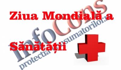 Ziua Mondială a Sănătății