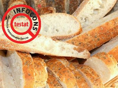 Studiu Pâine Integrală - Valori nutriționale