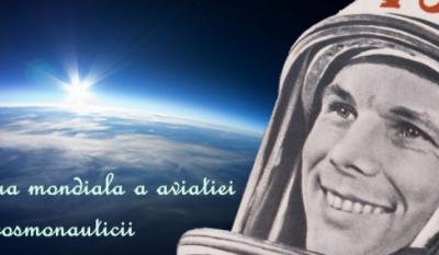 Ziua mondială a aviației și cosmonauticii