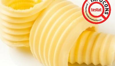 Margarină din Grăsime Vegetală - Știi ce mănânci?