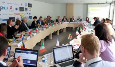 Echipa Consumer Classroom s-a reunit la Paris pentru a da un nou impuls proiectului