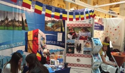 Reprezentanții InfoCons participă la Târgul Internațional al Firmelor de Exercițiu