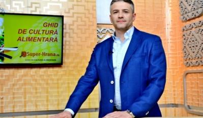 """Președintele InfoCons, Sorin Mierlea, Domnul Sorin Mierlea a participat la Emisiunea """"Super-Hrana"""""""