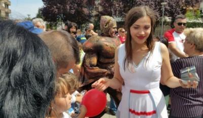 Participare la evenimentul dedicat Zilei Copilului