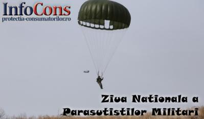 Ziua Națională a Parașutiștilor Militari