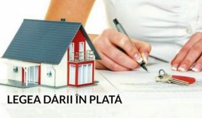 Darea in Plata. Ordonanta de Urgenta privind scutirea de impozit
