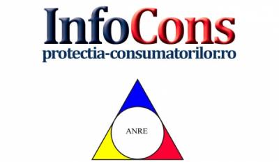 Reprezentanții InfoCons participă la ședința Consiliului consultativ ANRE