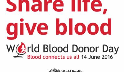 Ziua Mondială a Donatorilor de Sânge