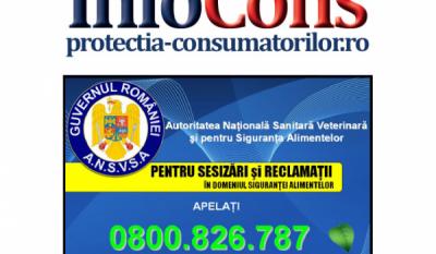 Situatia controalelor efectuate in 2015 de Autoritatea Nationala Santiar Veterinara si pentru Siguranta Alimentelor (ANSVSA)