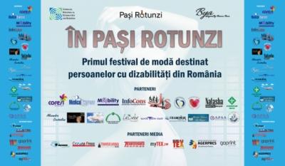 Participare la primul festival de modă din România destinat persoanelor cu dizabilităţi