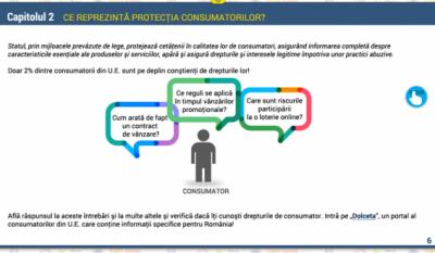 S-a lansat primul curs online din România destinat protecției consumatorilor