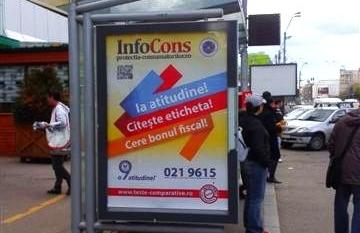 Campanie InfoCons Citeste Eticheta – Cere Bonul Fiscal – BD. MARASESTI – BD. DIMITRIE CANTEMIR – SPRE BD. GHEORGHE SINCAI, s4
