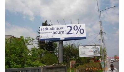 Educarea consumatorilor cu privire la directionarea a 2% din impozit catre campanii de educare si informare