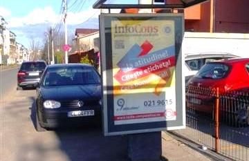 Campanie InfoCons Citeste Eticheta – Cere Bonul Fiscal – PARCUL CONSTANTIN BRANCUSI – DRUMUL VALEA DOFTANEI – VALEA OLTULUI