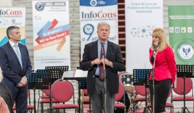 Ziua Mondiala a Proprietatii Intelectuale – Domnul Alexandru Cristian Strenc – Vicepresedinte O.S.I.M.
