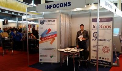 Reprezentantii InfoCons sunt prezenti la Targul International de Bunuri de Larg Consum, ce se desfasoara la ROMEXPO