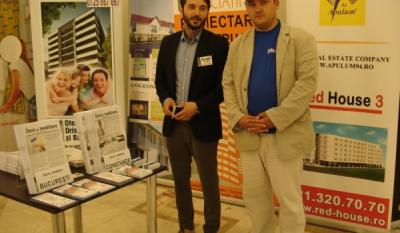 InfoCons a participat la Targul National Imobiliar