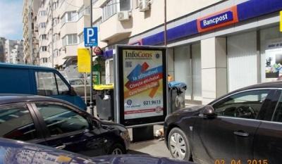 Campanie InfoCons Citeste Eticheta – Cere Bonul Fiscal – Biserica Enei Str; magazin Orange (in spatele fac. Arhitectura)