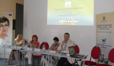 Participare Seminar Eticheta Ecologica – Brasov