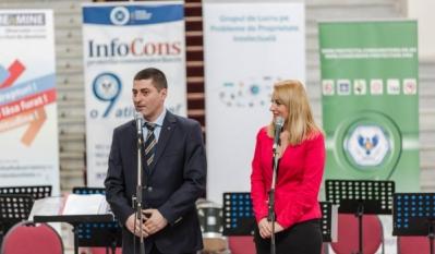 Ziua Mondiala a Proprietatii Intelectuale – Domnul Radu Lazaroiu – Director General Romaqua Group