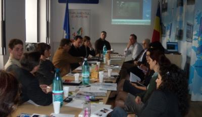 Eveniment Centrul Info-Europa organizat de InfoCons