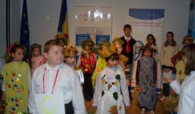 Evenimente organizate la Centrul Info Europa in cadrul activitatilor InfoCons de educare si informare a elevilor din invatamantul preuniversitar