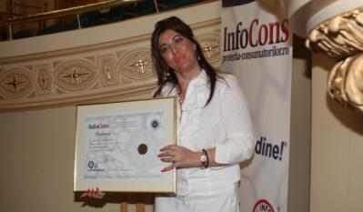 Doamna Corina Martin – Presedinte Asociatia pentru Promovarea si Dezvoltarea Turismului Litoral – Delta Dunarii – Ambasador al Miscarii de Protectia Consumatorilor