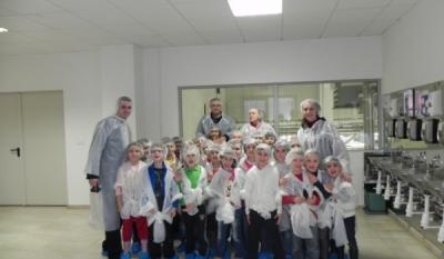 Vizita la Fabrica de Ciocolata Kandia Dulce Romania