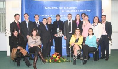 Eveniment de lansare a primului numar al publicatiei InfoCons – Echipa InfoCons si Adunarea Generala a InfoCons, asociatie de consumatori, la Camera de Comert si Industrie a Romaniei din Bucuresti