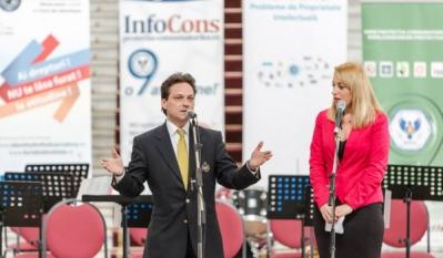 Ziua Mondiala a Proprietatii Intelectuale – Domnul George Ivasscu – Ambasador al Miscarii de Protectia Consumatorilor