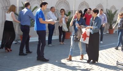 InfoCons au participat in perioada 21-23 martie 2014 la Targul de nunti – Mariage Fest