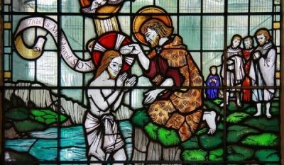 Taierea capului sfantului prooroc Ioan Botezatorul